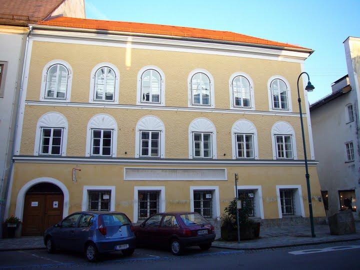 La maison natale d'Adolf Hitler est à vendre 3_mais10