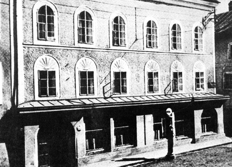 La maison natale d'Adolf Hitler est à vendre Ah_hou10