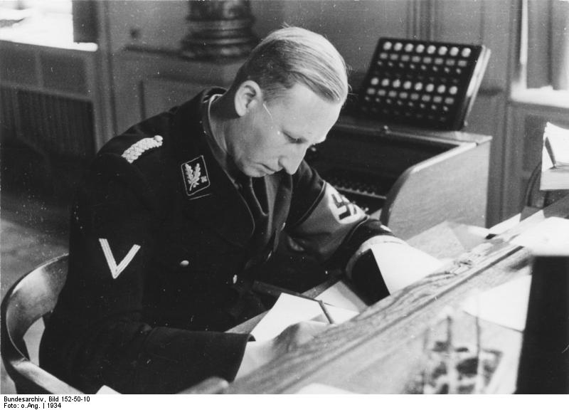 "Heydrich et la ""Solution Finale"" - Part I Bundes14"