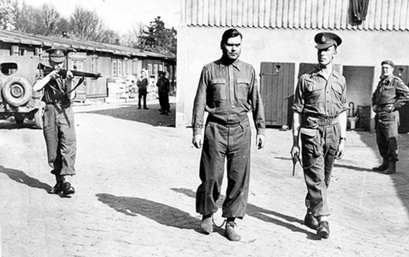 Libération du KZ Belsen : une affaire embrouillée… Josefk11
