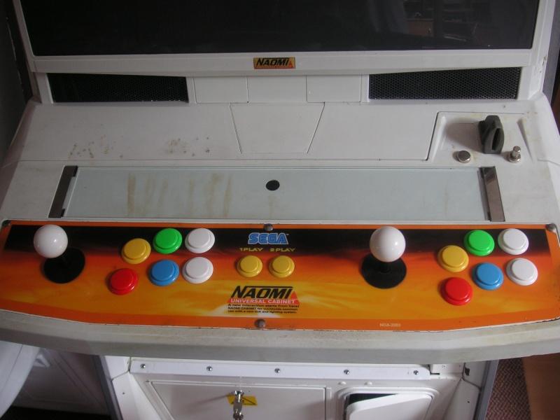 [VDS] Bornes Naomi Dreamcastisé + Atomiswave SD Pict0049