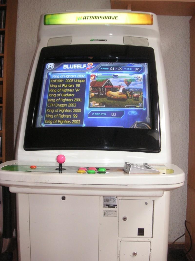[VDS] Bornes Naomi Dreamcastisé + Atomiswave SD Pict0052