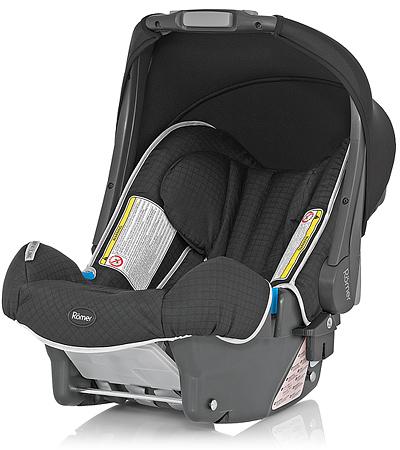 Compatibilité Nacelle Britax / Römer (4 étoiles crash test) Baby-s10