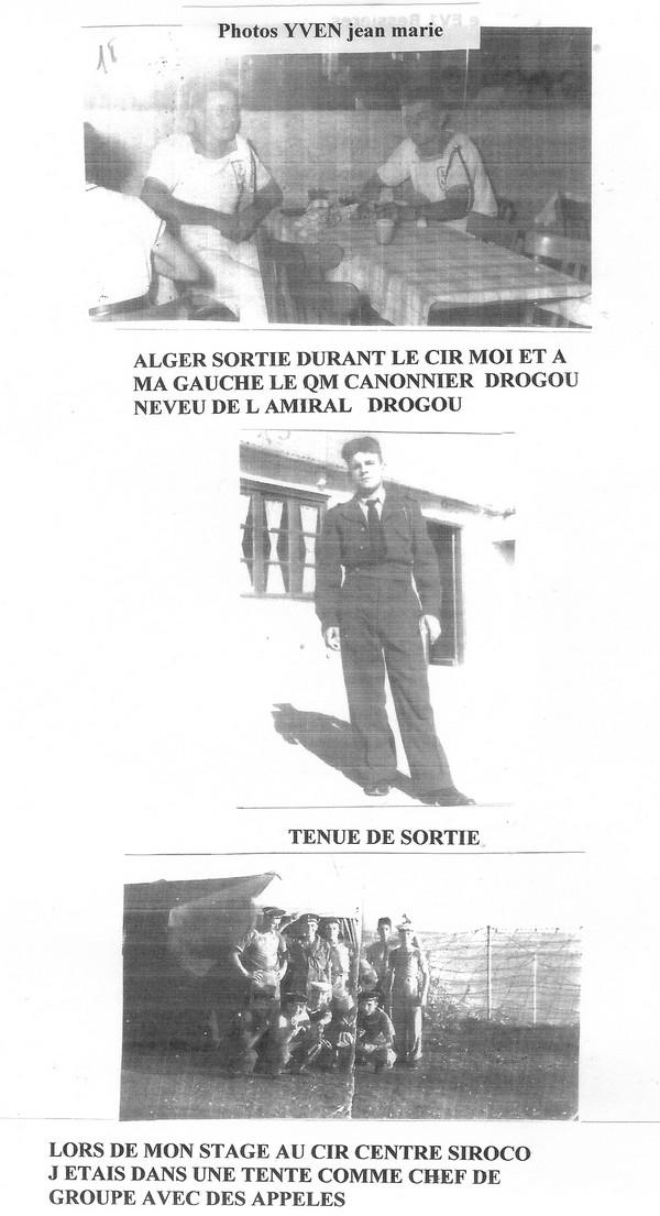 Photos et temoignages de Jean Marie YVEN Numari12