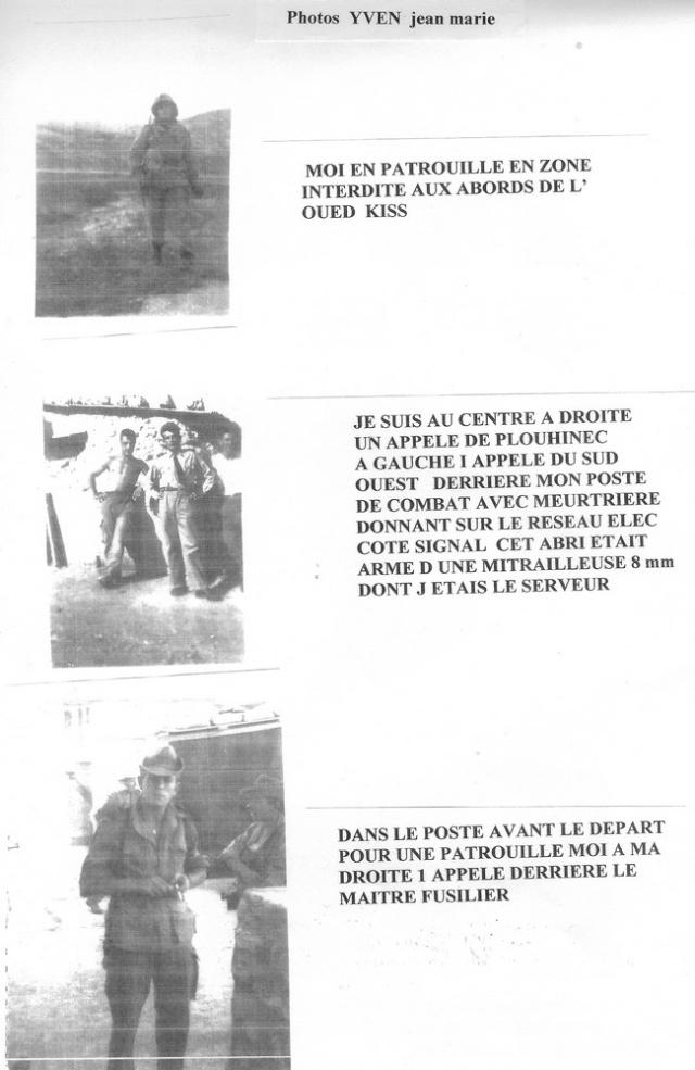 Photos et temoignages de Jean Marie YVEN Numari13