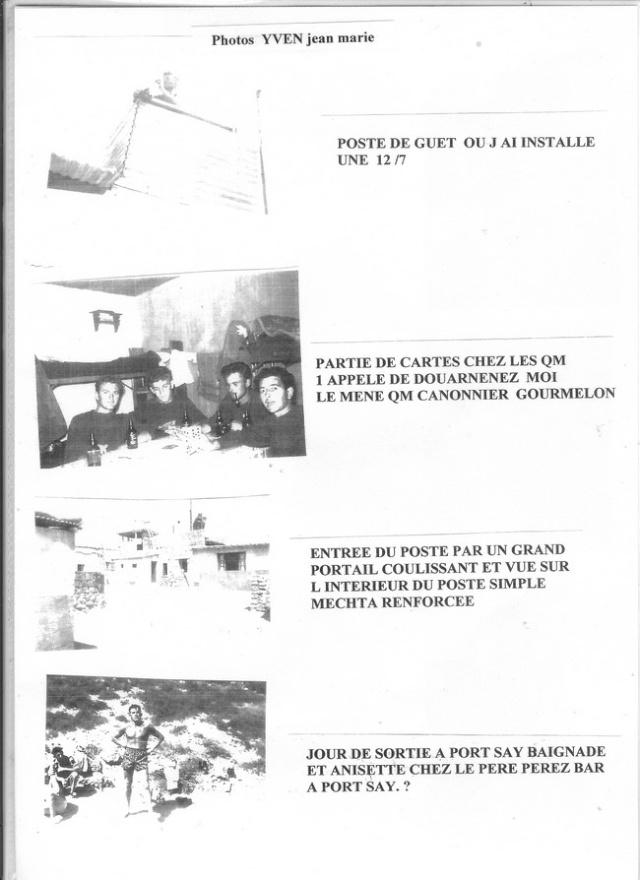 Photos et temoignages de Jean Marie YVEN Numari16