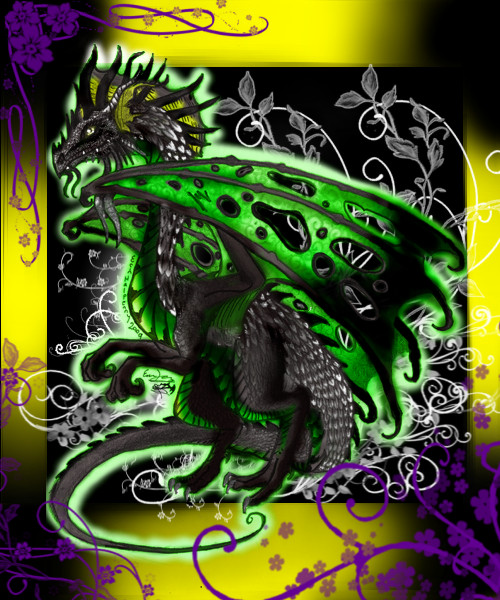 DTG made you a present!! Dragon10