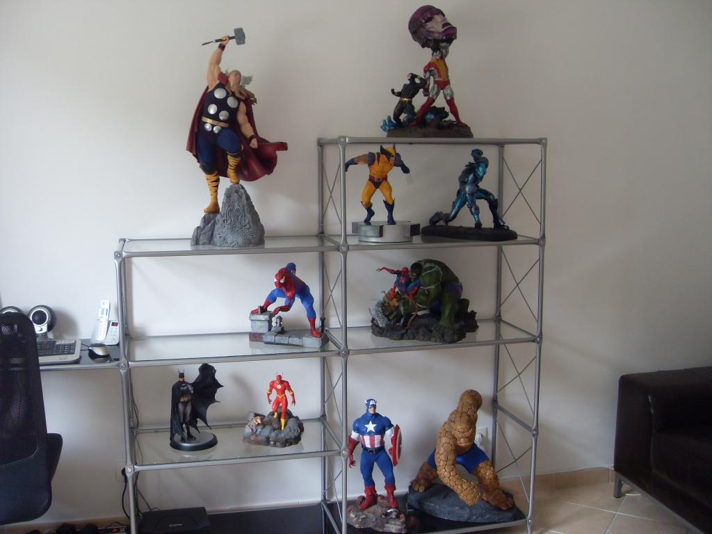 "Collection de Spider-Manu "" dernière arrivée HULK 1/4  "" Sdc15910"