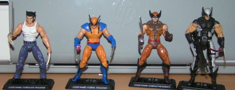 Critique : Wolverine x-force marvel universe Pict0025