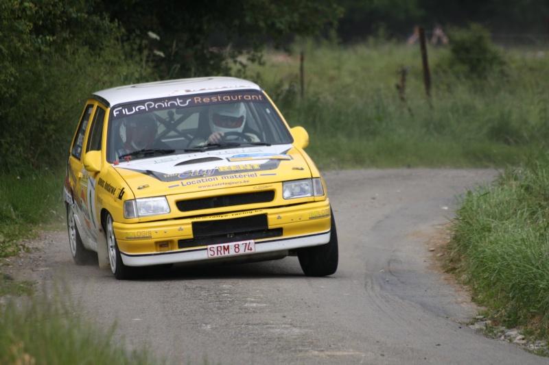 Claudy Desoil Rally 2009 17010
