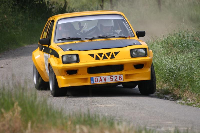 Claudy Desoil Rally 2009 33210