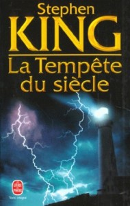 LA TEMPETE DU SIECLE de Stephen King 10442910
