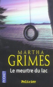 LE MEURTRE DU LAC de Martha Grimes 10718911