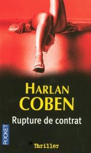 MYRON BOLITAR (Tome 01) RUPTURE DE CONTRAT d'Harlan Coben 10720310