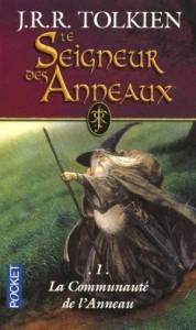 LE SEIGNEUR DES ANNEAUX (Tome 1) LA COMMUNAUTÉ DE L'ANNEAU de J.R.R. Tolkien 10728110