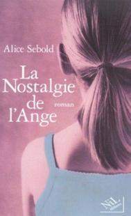 LA NOSTALGIE DE L'ANGE d'Alice Sebold 10905911