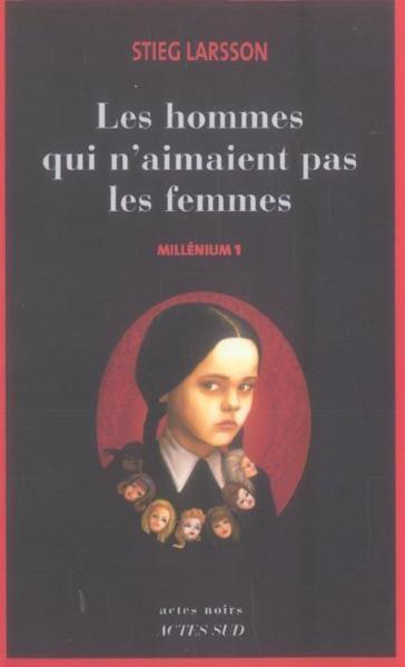 MILLENIUM (Tome 1) LES HOMMES QUI N'AIMAIENT PAS LES FEMMES de Stieg Larsson - Page 2 12744911