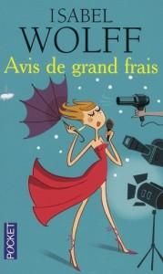 AVIS DE GRAND FRAIS d'Isabel Wolff 95834511