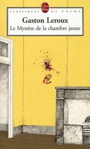 LE MYSTERE DE LA CHAMBRE JAUNE de Gaston Leroux Ch10