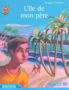 L'ILE DE MON PERE de Brigitte Peskine Il10