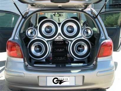 Tunnig car-audio