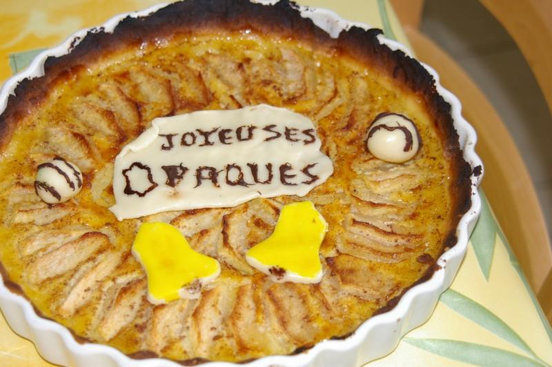 """Joyeuses Pâques"" Tarte_12"