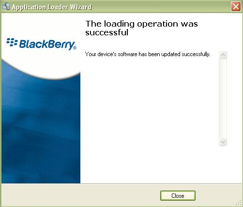 Ayuda con error en blackberry 1010