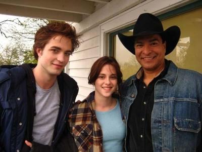 Les photos de tournage, Twilight Normal36
