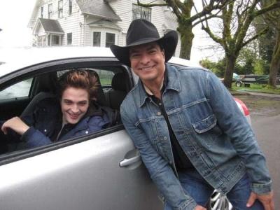 Les photos de tournage, Twilight Normal37