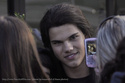 Taylor Lautner en plein tournage... 34193710