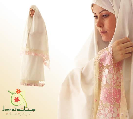 لكل امراه مسلمه ملابس رائعه للصلاه 08040112