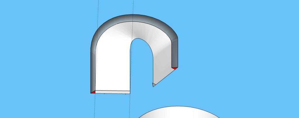 [ SKETCHUP généralité ] Tracer la paralèlle à une courbe sur un plan courbe? - Page 3 Teste_10