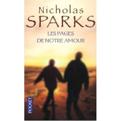 [Sparks, Nicholas] Les pages de notre amour 41676t10