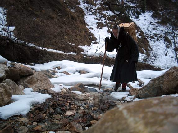 Petite ballade dans la neige de l'Arbalestrier B-a3e210