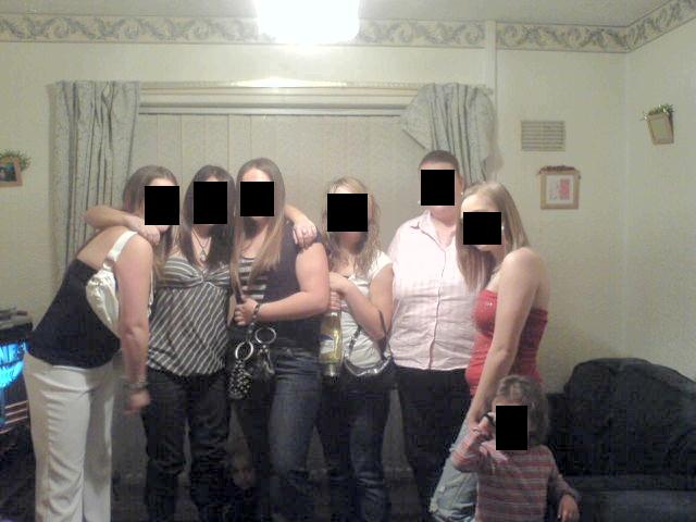 Ghostly face - Never seen before picture Ghost112