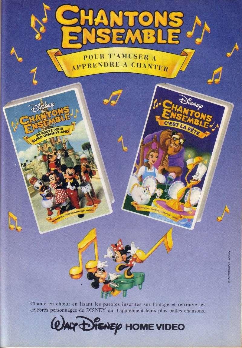 Chantons Ensemble - En Route Pour Disneyland Paris Image114
