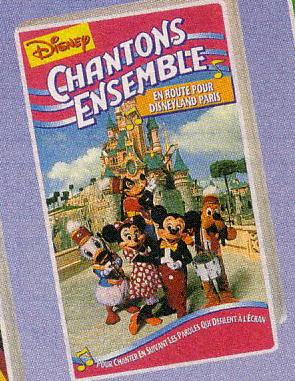 Chantons Ensemble - En Route Pour Disneyland Paris Sans_t10