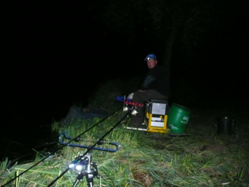 Le feeder de nuit avec Flagellator Peche_37