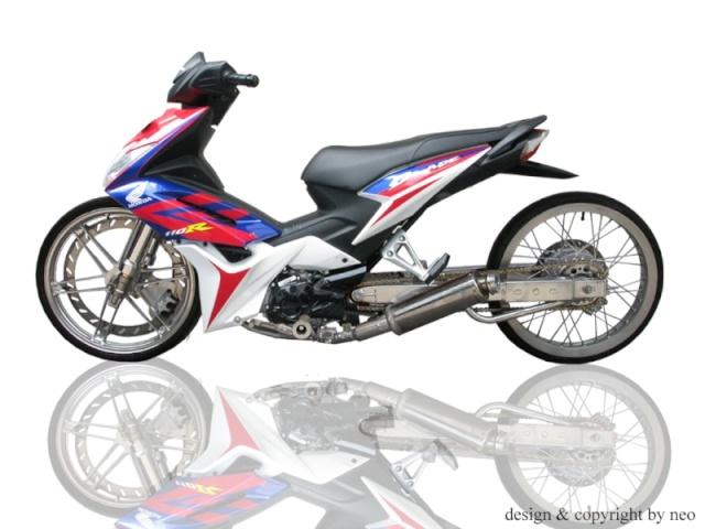 Motor Cub Modification.. Honda-12