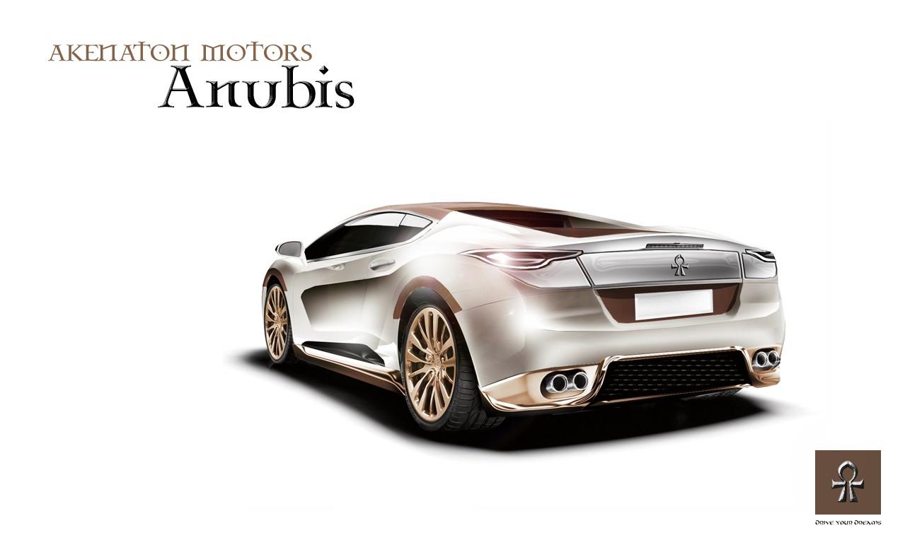 Akenaton Anubis Anubis11