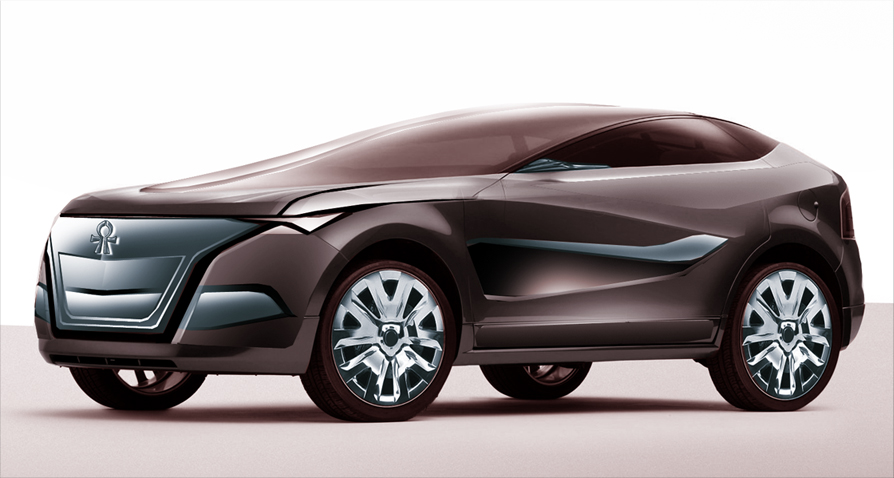 Future Cars: FC8 Fc810