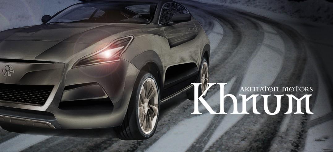La Akenaton Khnum arriva di serie Khnum_10