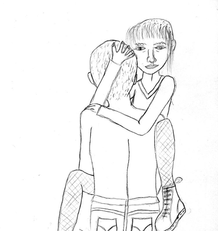 Une histoire en dessins Skinlo17