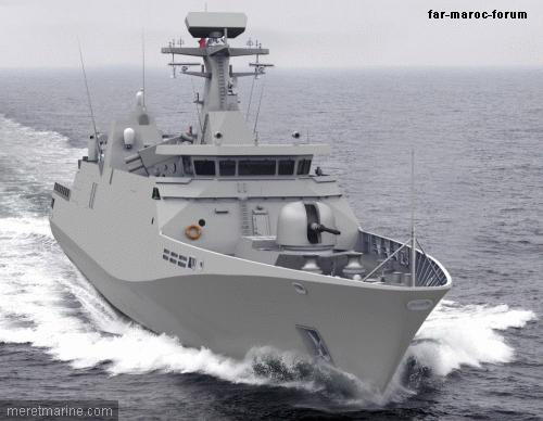 Sigma Marocaines / Royal Moroccan Navy Sigma Class Frigates - Page 4 1087411