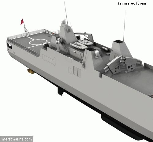 Sigma Marocaines / Royal Moroccan Navy Sigma Class Frigates - Page 4 1181611