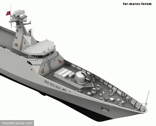 Sigma Marocaines / Royal Moroccan Navy Sigma Class Frigates - Page 4 1181711