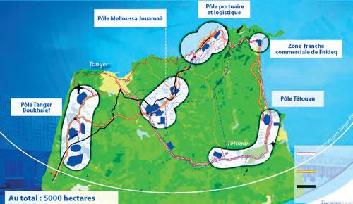 Tanger - Futur grand port de l'Afrique - Page 4 Affich10