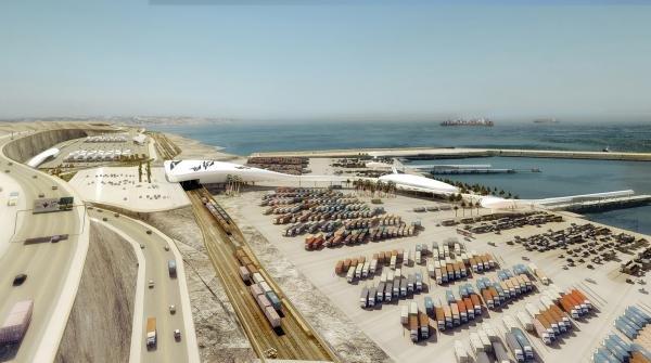Tanger - Futur grand port de l'Afrique - Page 4 N6070610