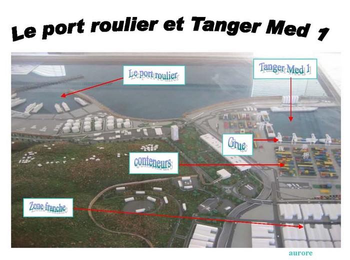 Tanger - Futur grand port de l'Afrique - Page 4 Portro10