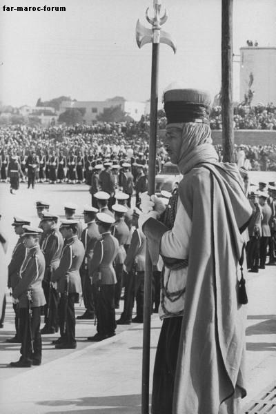 La Garde Royale Marocaine / Moroccan Royal Guard - Page 2 Rabat_10